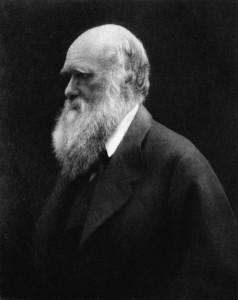 Charles Darwin in 1868